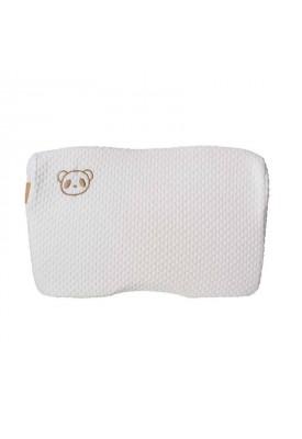 Travesseiro Ergonomico Memory Foam Fibra De Bambu
